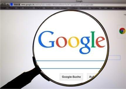 Google Indexierung
