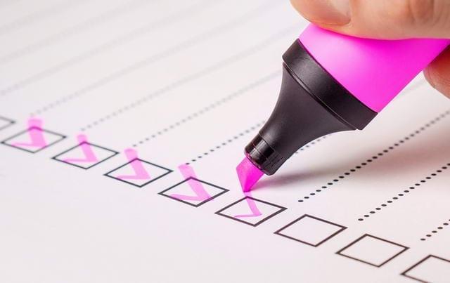 Online Marketing Agentur Checkliste