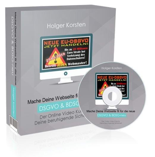 DSGVO Online Video Kurs
