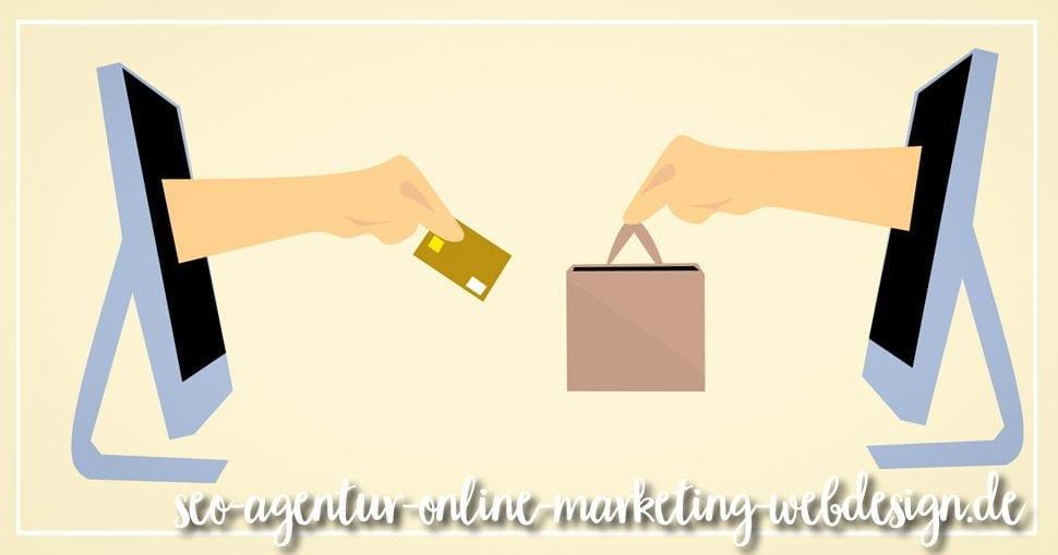 Onlineshop erstellen