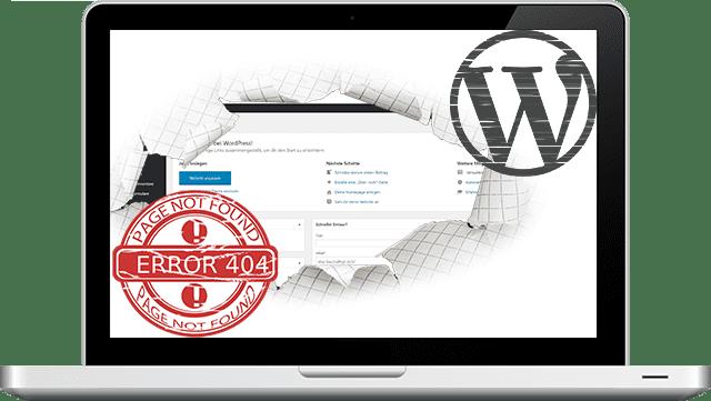 WordPress Hilfe bei Notfällen