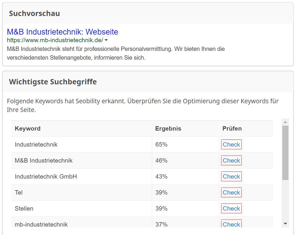 Suchmaschinenoptimierung Bremen