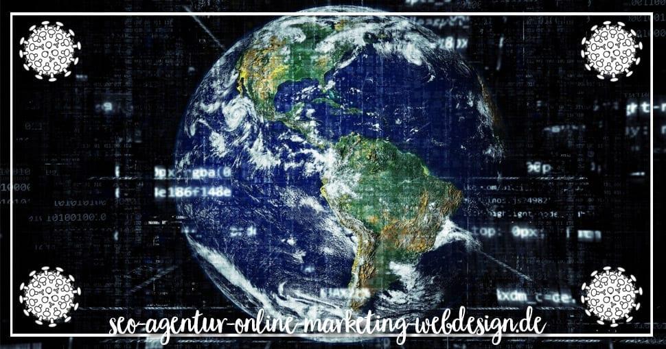 Die Welt steht still